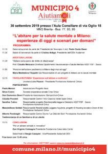 Locandina Convegno 30 settembre