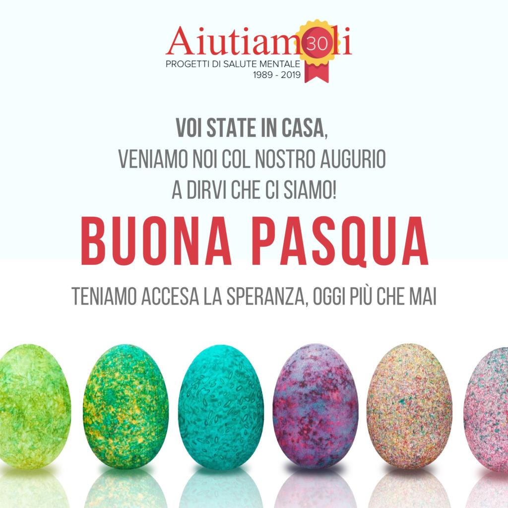 Buone Pasqua a tutti!